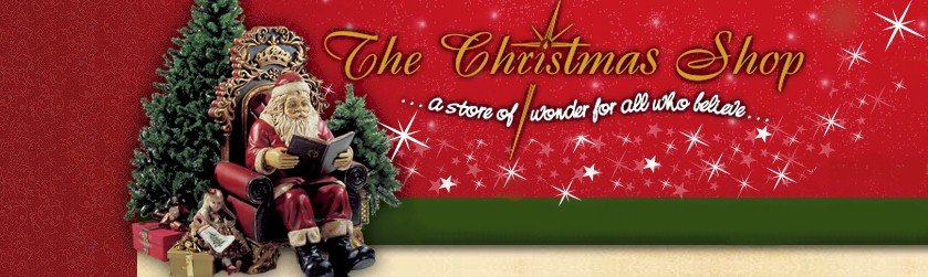Enter The Christmas Shop site